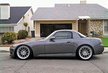 s2000 build inspirations / by Parth Mistry