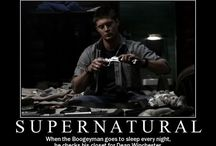 Supernatural / by Pon Hillier