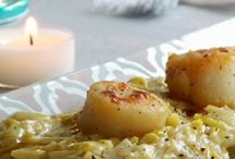 recettes de poissons et crustacés / recettes de poissons et crustacés