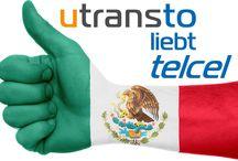 Mexiko / Handys aufladen in Mexiko? Natürlich mit utransto!