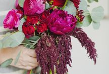 Bouquets In Red