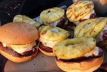 Burgers, Sandwiches & Wraps