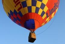 Hot Air Balloon Flight