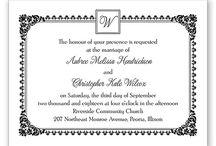 Wedding / by Killiann Clary