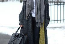 STREETSTYLE (Women) / Inspiring women in the streets of Oslo