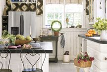 kitchens / by Marcia Wells Rowe