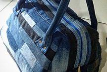 sac en jeans