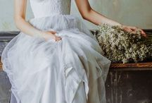 Wedding Dresses & Rings