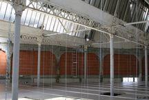 interieur oude fabriek