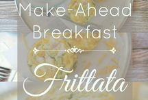 Breakfast Ideas / by Dana Rodriguez