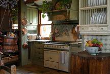 Kitchen, where the heart of house is / Ik ben verliefd op keukens en alles wat daar bij hoort
