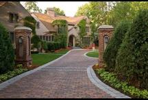 Lakefront Manor / Lake Minnetonka, MN.  Windsor Companies Landscape Design