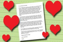 Postmarked Love Letters