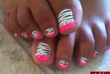 Cute toes/nails