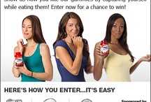 Hydroxycut Taste Face Sweepstakes  / by Hydroxycut
