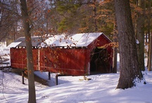 covered bridges / by Diane Appanaitis