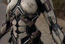 Cyberpunk - Dieselpunk