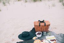 Dates at picnic