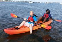 Kayaks / Provincetown Aquasports Kayaks