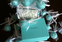 tiffany and co baby shower ideas