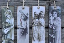 Bookmarks / by Dorien van der Veen