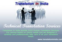 Technical Translation  services /  Technical Translation is the most important aspect in a global world, because language is not a barrier for knowledge. Normally Technical Translation covers a large part such as manufacturing and IT companies etc.
