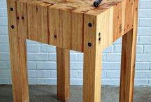 Mobiliário / Moveis de madeira