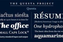 Fuentes y Tipografías / Una tipografía correcta es esencial si quieres transmitir un mensaje.