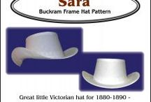 Hat Patterns from All Over!