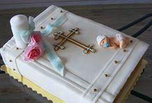 Torty na chrzest  ( christening cake ) / christening cake