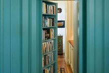Bookshelf Ideas - Perfect Place to Read - Reading nook- Decro