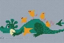 Cross Stitch:  For the Kids