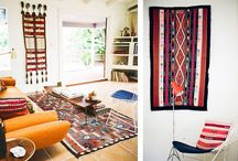 Ethnic Interiors / For more ethnic style and tribal fashion visit: http://www.wandering-threads.com/