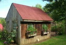 hen house / by Lisa Martin