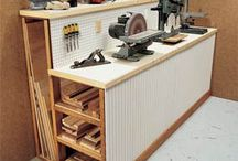 Garage & Tool Organizing  / by Sherry Smith