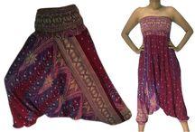Indian Harem Pants