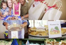 Birthday Party Inspiration / by Jill McCulley