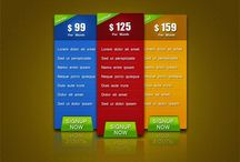 Free Psd Pricing Table / Free Psd Pricing Table