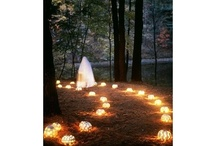 For my wedding.  / Halloween wedding wants, hopes, dreams and screams.