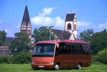 Mercedes Otobüs+Minibüs+Jip