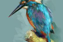 art-ptaki-pastele