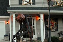 Interesting house ideas / Halloween