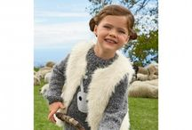Fall/Winter Knitting Patterns For Kids / We have created simple, stylish and above all warm designs for the kids aged 2 to 12 to wear day in and day out! Running, playing, dreaming... These garments will accompany them through all of their activities.