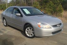 2004 Honda Accord 3.0 EX w/Leather/XM/ULEV Sedan For Sale in Durham NC