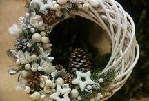 Dekoracje świąteczne :)