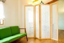 Interior / Interior that uses a PlaRain