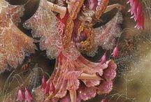 Fairy, fantasy and fairytale figures / by Daisy Meijer