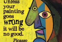 Art quotes / Arts, artists and creating quotes