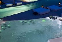 Coast Spas Cascade Series / Beautifully designed features on the Cascade collection Hot Tubs from Coast Spas.