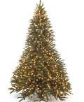 Pre-lit Christmas Trees / Pre-lit Christmas Trees at the Santa Claus Christmas Store located in Santa Claus, Indiana. http://www.SantaClausChristmasStore.com / by Santa Claus Christmas Store